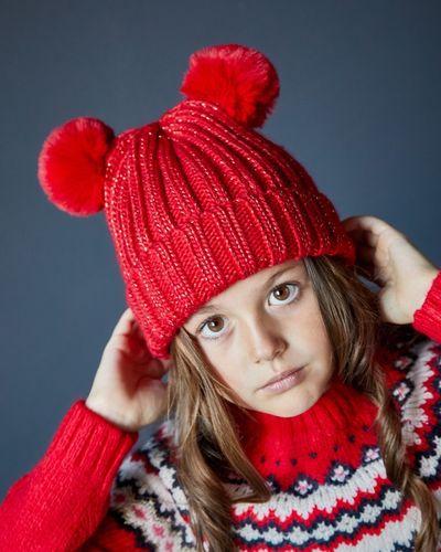 Leigh Tucker Willow Carol Girls Hat