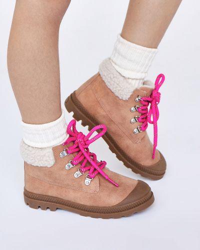 Leigh Tucker Ottie Hiking Boots