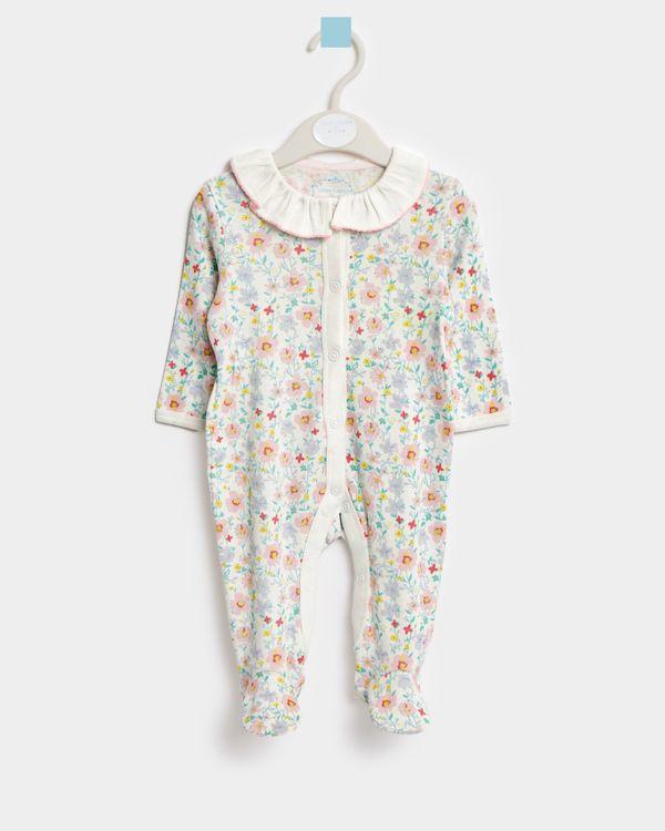 Leigh Tucker Willow Bella Cotton Sleepsuit (Newborn - 23 months)