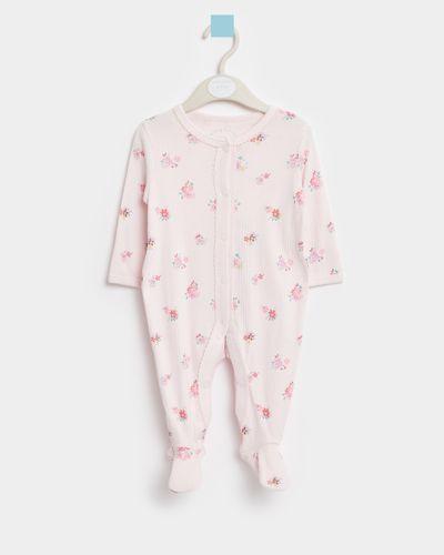 Leigh Tucker Willow Bailey Cotton Sleepsuit (Newborn - 23 months)