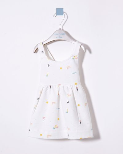 Leigh Tucker Willow Daisy Baby Dress