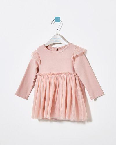 Leigh Tucker Willow Sky Baby Dress