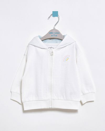 Leigh Tucker Willow Sienna Baby Hoodie