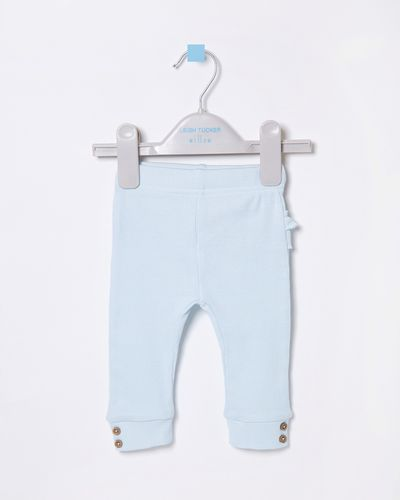 Leigh Tucker Willow Elda Frill Baby Leggings