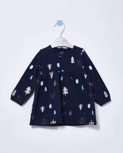 Leigh Tucker Willow Flora Baby Dress
