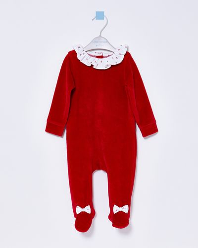 Leigh Tucker Willow Flo Baby Sleepsuit