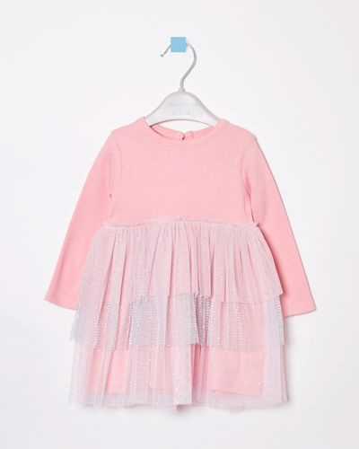 Leigh Tucker Willow Ember Baby Dress