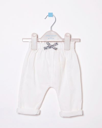 Leigh Tucker Echo Cord Baby Pants