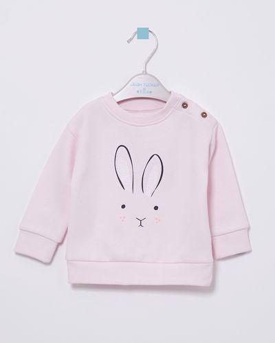 Leigh Tucker Willow Bea Baby Bunny Sweatshirt