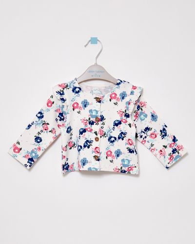 Leigh Tucker Willow Marie Baby Cardigan