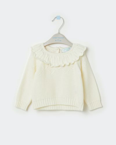 Leigh Tucker Willow Islah Pointelle Baby Jumper