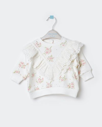 Leigh Tucker Willow Soliel Baby Girl Sweatshirt