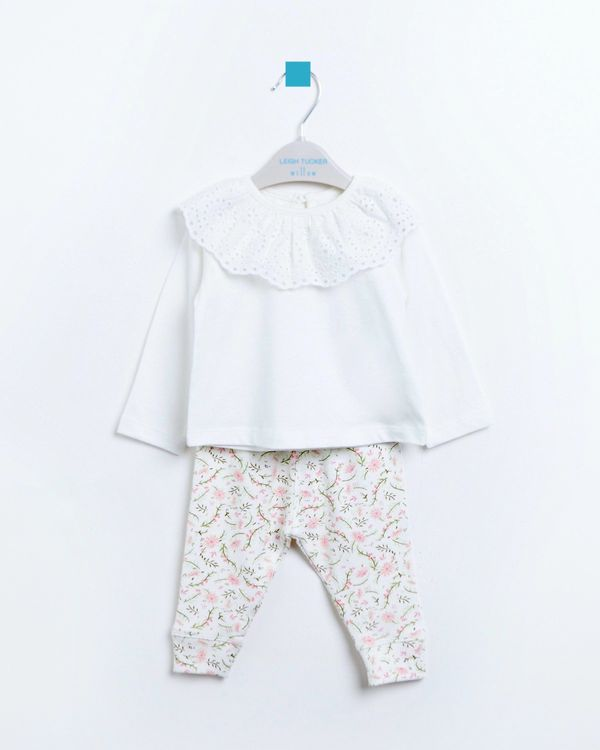 Leigh Tucker Willow Scout Baby Girl Set