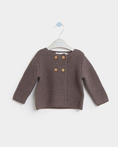 Leigh Tucker Willow Demi Baby Cardigan