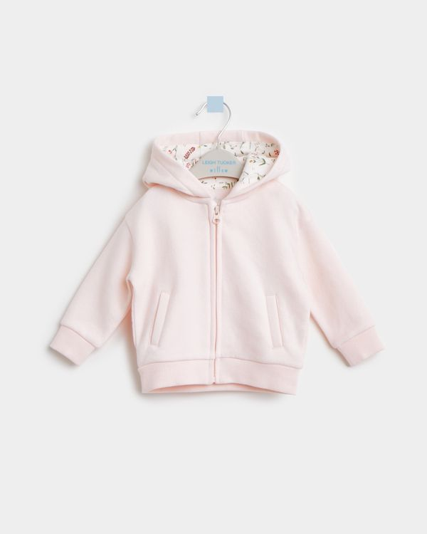 Leigh Tucker Willow Florence Baby Hoodie