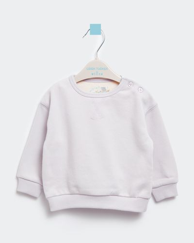 Leigh Tucker Willow Ines Baby Sweatshirt (0 months - 3 years) thumbnail
