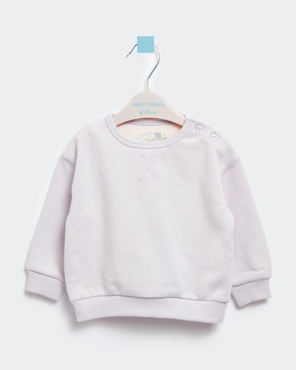 Leigh Tucker Willow Ines Baby Sweatshirt (0 months - 3 years)