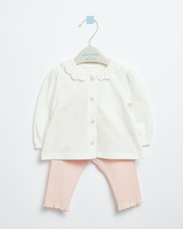 Leigh Tucker Willow Baby Isanne Set (0 months - 3 years)