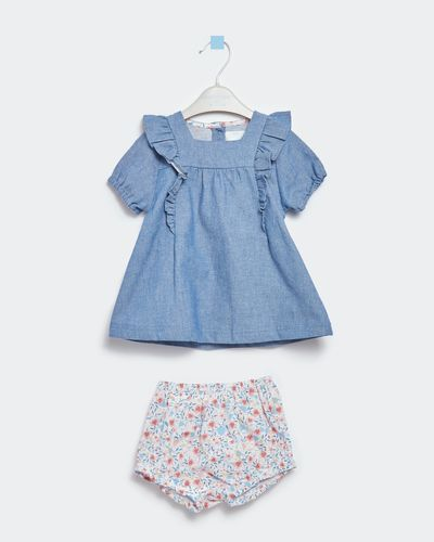 Leigh Tucker Willow Baby Gina Woven Dress Set (0 months - 3 years)