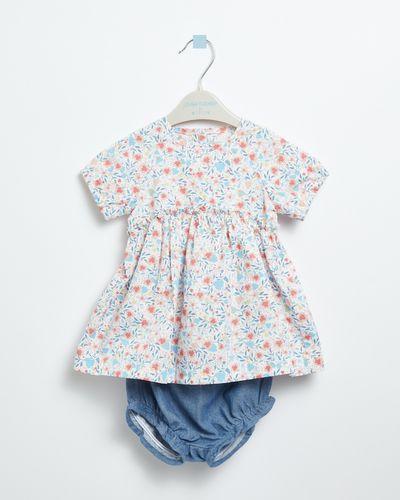 Leigh Tucker Willow Genna Baby Woven Dress Set (0 months - 3 years)