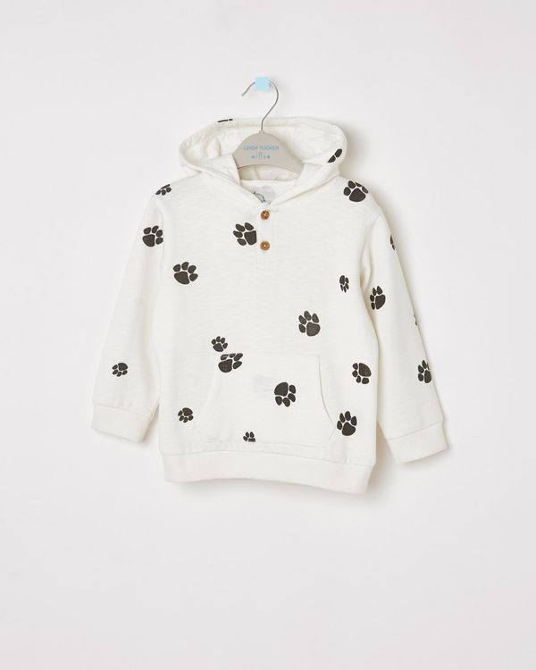 Leigh Tucker Willow Dale Baby Hoodie