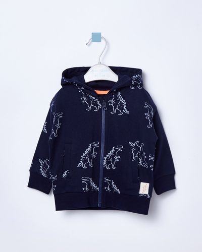 Leigh Tucker Willow Jay Hoodie