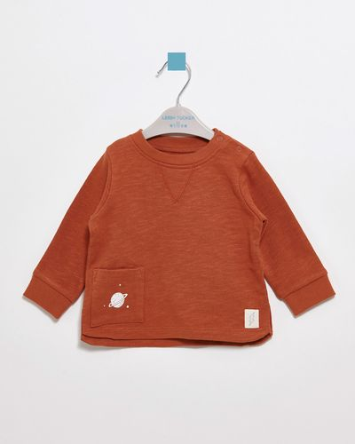 Leigh Tucker Willow Ted Baby Crew Neck thumbnail