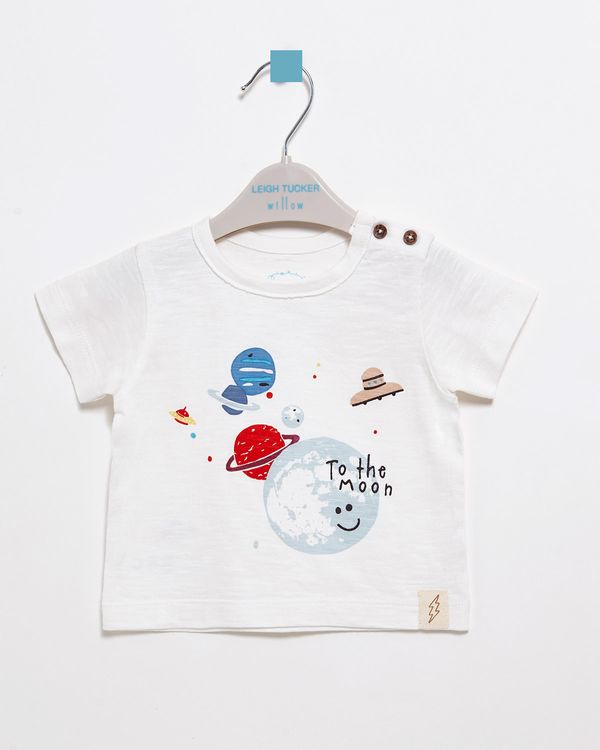 Leigh Tucker Willow Teo Baby T-Shirt