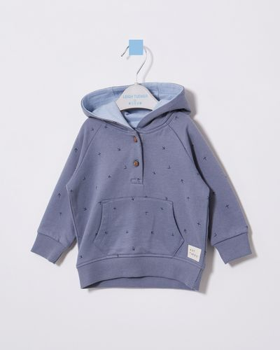 Leigh Tucker Willow Scout Baby Hoodie