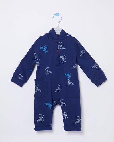 Leigh Tucker Willow Jake Baby Romper