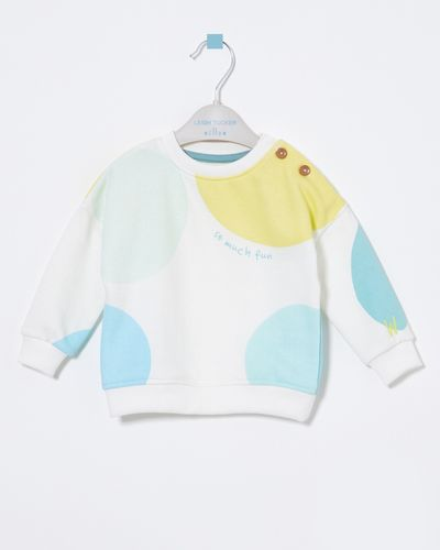 Leigh Tucker Willow Sunny Baby Sweater