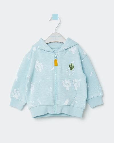 Leigh Tucker Willow Louis Baby Hoodie