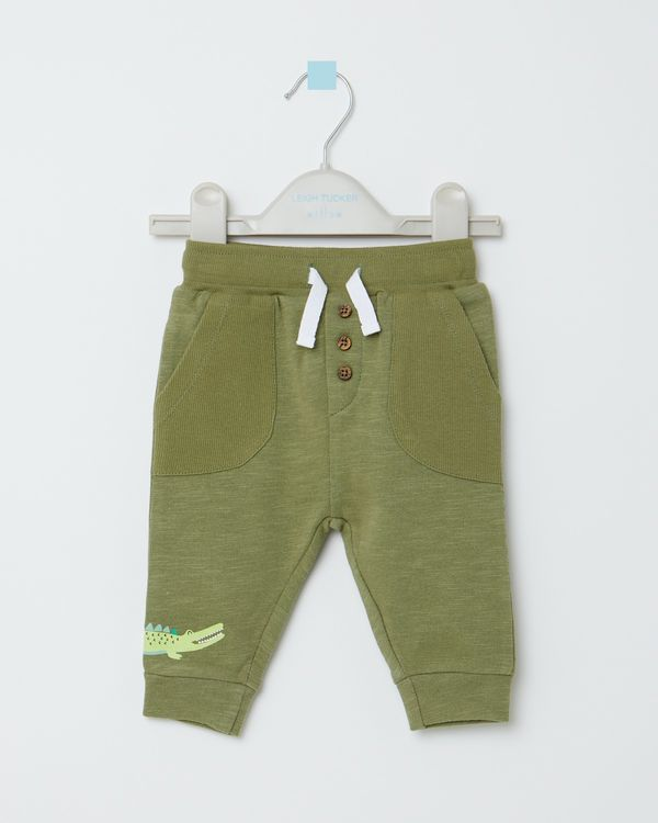 Leigh Tucker Willow Lewis Baby Pants