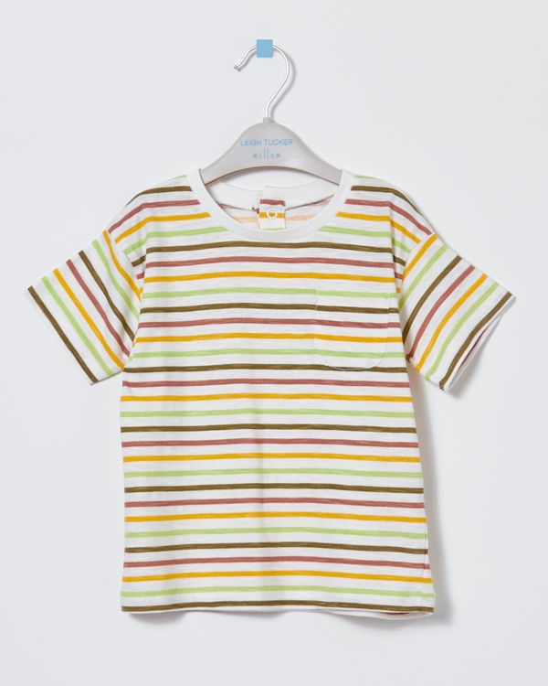 Leigh Tucker Willow Liam Baby T-Shirt
