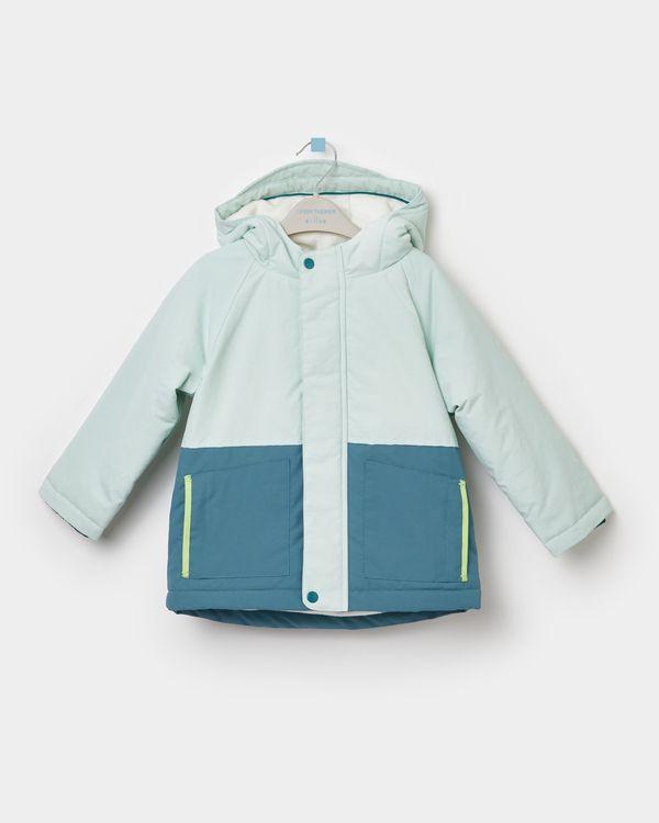 Leigh Tucker Willow Ethan Baby Coat