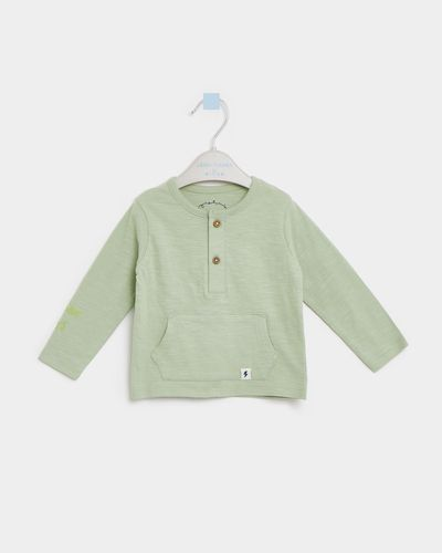 Leigh Tucker Willow Nick Baby Long-Sleeved Top