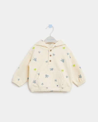 Leigh Tucker Willow Noah Baby Hoodie