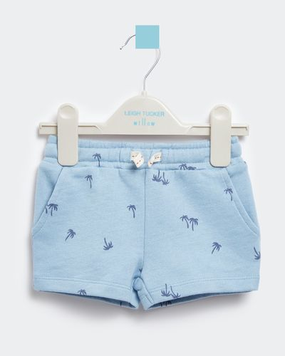 Leigh Tucker Willow Gotham Baby Loopback Short (0 months - 3 years)