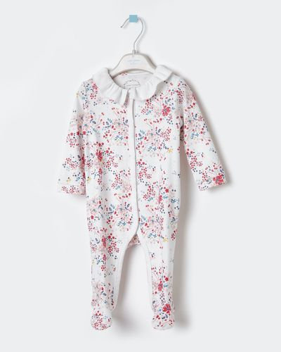 Leigh Tucker Willow Helen Rib Sleepsuit