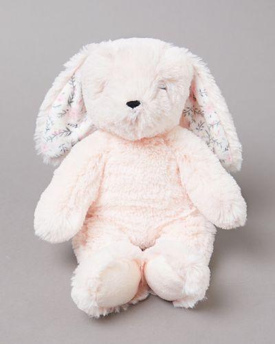 Leigh Tucker Willow Bun Bun Pink Teddy thumbnail