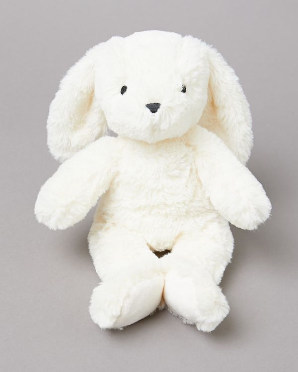Leigh Tucker Willow Bun Bun Cream Teddy