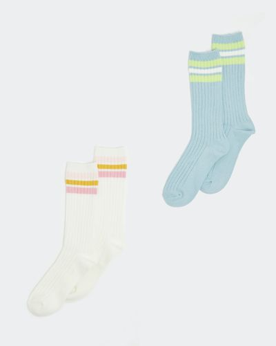 Leigh Tucker Willow Sports Sock - Pack Of 2