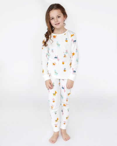 Leigh Tucker Willow Drama Llama Pyjamas