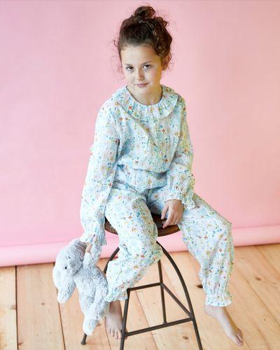 Leigh Tucker Willow Ellie Woven Pyjamas (2-13 years)