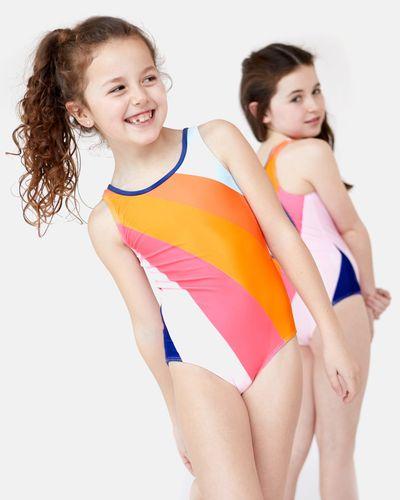 Leigh Tucker Willow Ellen Sporty Swimsuit