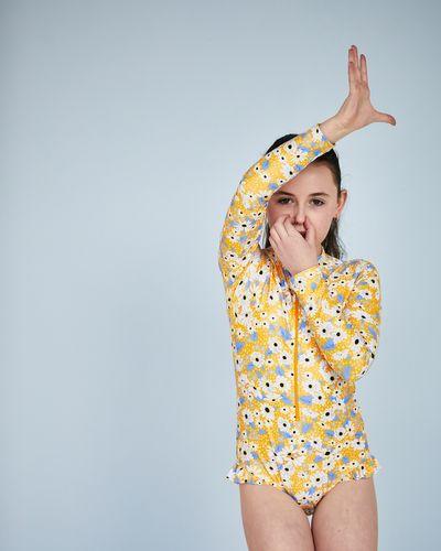 Leigh Tucker Holly Long-Sleeved Swimsuit