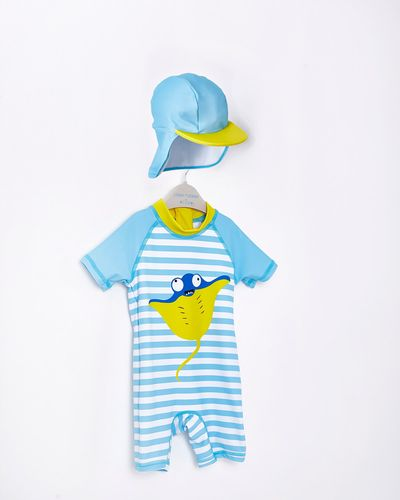 Leigh Tucker Willow Noe Unitard And Hat