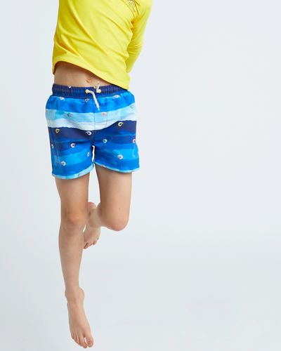 Leigh Tucker Willow Sawyer Boys Shorts