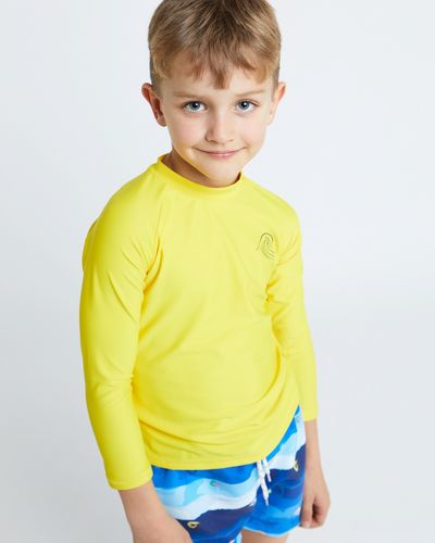 Leigh Tucker Willow Syon Boys Rashguard