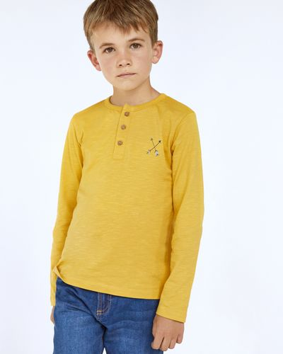Leigh Tucker Willow Cayden Long-Sleeved Top